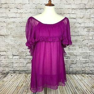 NEW Free People Hot Raspberry Dress